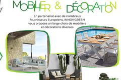 Innov'Green vend du mobilier de jardin et aménage votre extérieur