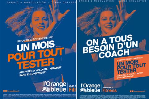 L'orange Bleue salle de sport Saint Charles Perpignan vous reçoit avec des tarifs bas: musculation, cardio, fitness, coach (® l'orange bleue)