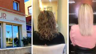 Découvrez le botox capillaire Perpignan au salon Cde coiffure AM création.