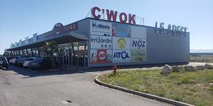 Bureaux et Commerces Perpignan au centre Le Crest Claira