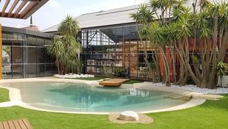 Innov'Green Latour-Bas-Elne vend du mobilier de jardin design et aménage votre jardin.