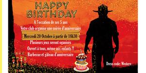 L'orange Bleue Le Soler fête ses 5 ans le mercredi 20 octobre à 18h30