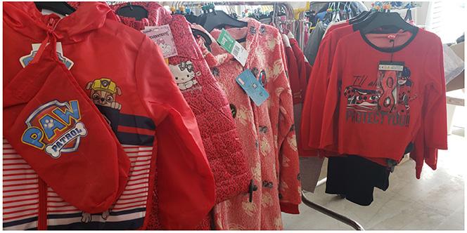 Trouvez le Pyjama Marvel à prix mini chez Mani destock Perpignan.
