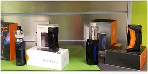 Vaper tout simplement à Perpignan, une boutique de cigarette électronique, qui se veut différente.