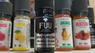Vapot france vend les e-liquides Fuu