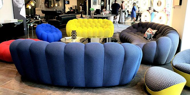 Votre canapé design à Perpignan chez Roche Bobois