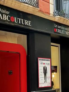 ABCouture Perpignan est un atelier de couture et de retouches dans l'univers de la confection, situé en centre-ville de Perpignan.(® SAAM D GONTIER)