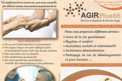 Services à la personne de l'agence Agir Plus 66 Perpignan