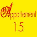 Logo de la boutique de Mode Appartement 15 dans la ville de Perpignan