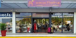 Casa Mathé Perpignan propose une sélection d'objets de Décoration, de mobilier, d'art de la table et d'idées cadeaux au Centre Cial Espace Sud à Latour Bas Elne (® SAAM)