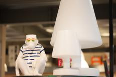 Casa Mathé Perpignan propose dees idées cadeaux à Latour Bas Elne comme la lampe Fatboy (® networld-bruno aguje)