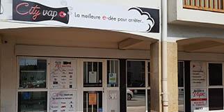 City Vap Perpignan Cigarettes électroniques, e-liquides et accessoires pour les vapoteurs en boutique dans le quartier Moulin à Vent et sur un site de vente en ligne.(® city vap)