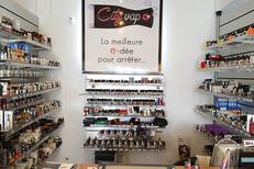 Arrêter de fumer Perpignan avec City Vap Moulin à Vent qui vend des cigarettes électroniques et des eliquides