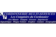 Cordonnerie Le Boulou multi-services Les Comptoirs du cordonnier dans la galerie marchande de Leclerc
