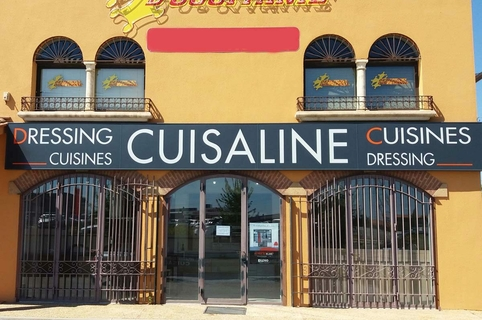 Cuisaline Perpignan vend des Cuisines équipées, salles de bains et dressings pour aménager votre maison (® networld-David Gontier)