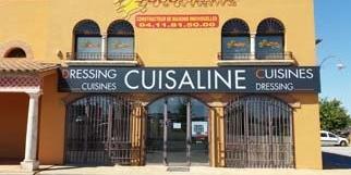 Cuisaline Perpignan vend des Cuisines équipées, salles de bains et dressings pour aménager votre maison (® networld-D.Gontier)