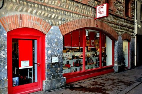 Culinarion Perpignan Magasin Art de la table et déco propose un grand choix d'articles de cuisine en centre-ville (® SAAM- S.Delchambre)