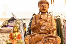 Damaï Perpignan propose des Bouddhas, des statues de divinités (® networld-aGuje)
