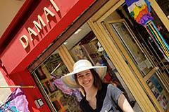Damaï Perpignan vend des chapeaux