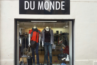 Du Monde Perpignan pour la Mode Homme en centre-ville (® david gontier)