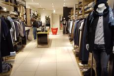 Dumonde Perpignan vend des vêtements Homme haut de gamme en centre-ville (® SAAM-Gontier)