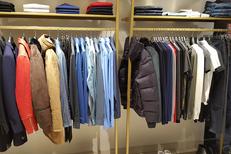 Vêtements Homme Perpignan haut de gamme dans la boutique Dumonde en centre-ville (® SAAM-Gontier)