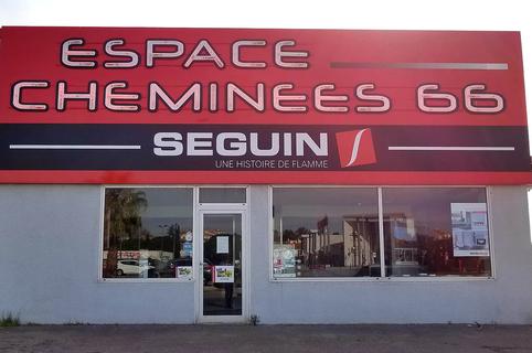 Espace Cheminées 66 Perpignan propose un grand choix de Poêles, de Cheminées et d'inserts au Mas Guérido Cabestany
