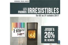 Espace Cheminée 66 Perpignan Promos Octobre 2017 Catalogue