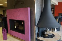 Espace Cheminées 66 Perpignan vend des cheminées, poêles, inserts