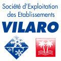Logo des Etablissements Vilaro specialiste de la climatisation, de la plomberie et d u chauffage dans la ville de Saint Esteve proche de Perpignan