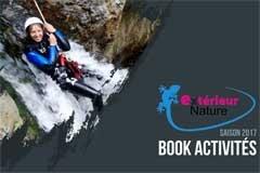 Exterieur Nature Marquixanes et ses nombreuses activités 2017: canyoning, rafting, tubing, parcours aventure