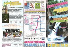 Exterieur Nature Marquixanes Tarifs 2017 des activités