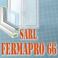 Logo de l'entreprise Fermapro 66 specialiste de la menuiserie dans la ville d'Elne aux portes de Perpignan