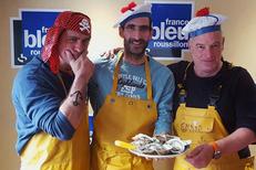 France Bleu Roussillon diffuse l'émission La Belle Vie avec des invités le samedi et le dimanche de 8h30 à 10h (® radio france)