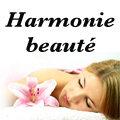 Logo de l'institut de beaute Harmonie Beaute dans le quartier Les Platanes de Perpignan