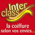 Logo du salon de coiffure Interclass dans l'Espace Sud de Latour Bas Elne