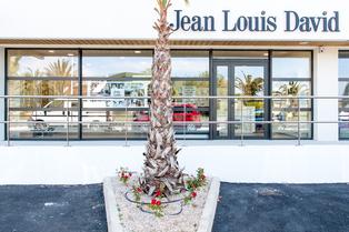 Coiffeur Canet en Roussillon Jean Louis David propose un salon de coiffure mixte à la Villa Marysol (® networld-bruno Aguje)