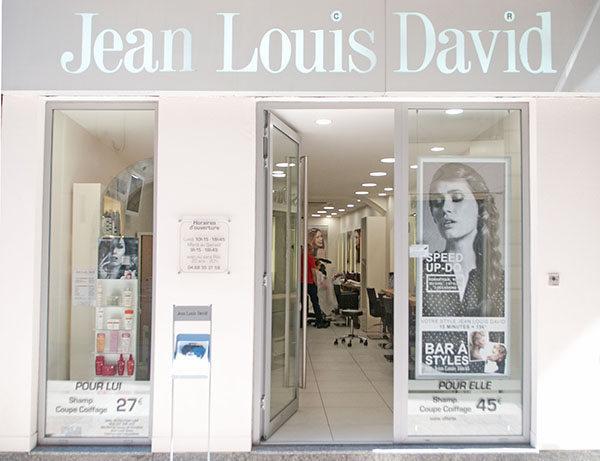 Jean louis david salon de coiffure rue de l 39 ange - Salon jean louis david ...