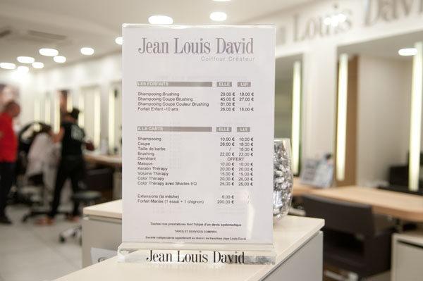 Jean Louis David Perpignan– Coiffeur centre-ville   Perpignan-Shopping