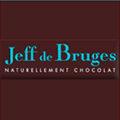 Jeff de Bruges Claira Perpignan proposant chocolats, glaces et autres gourmandises dans le centre commercial La Salanca