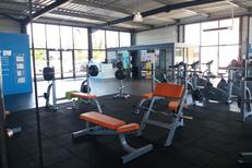Salle de sport Saint Charles Perpignan L'Orange bleue le Soler et son espace Musculation avec coach sportif (® l'orange bleue)