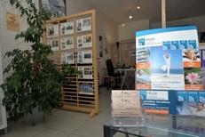 Gestion locative par l'agence immobilière La Tyciade dans la ville de Saint Cyprien (credits photos : EDV-S.Delchambre)