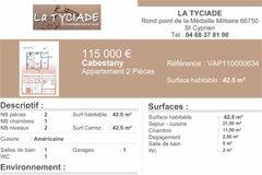 La Tyciade présente des programmes neufs en commercialisation à Cabestany