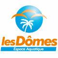 Logo de la piscine et espace aquatique Les Domes de Rivesaltes