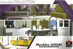 Logial le Boulou vend des Canapés et salons. Découvrez la Nouvelle Collection