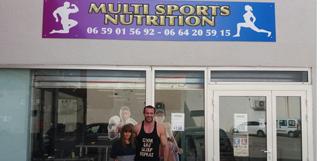 Multi Sports Nutrition Perpignan est un magasin de nutrition sportive, de compléments alimentaires destinés entre autres à optimiser sa musculation qui vous reçoit au Mas Guérido Cabestany.