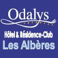 Logo de la résidence-hotel et club de vacances Odalys dans la ville d'Argeles sur Mer