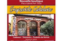 Empreinte Catalane Thuir : Nouvelle boutique de cadeaux et produits régionaux.