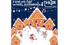 Office Tourisme Aspres-Thuir propose le Programme Noël 2017 de Thuir