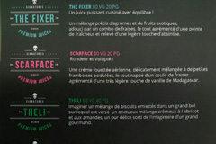Classvaping Le Soler présente les e-liquides High Creek